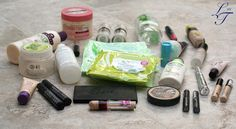 Life in Typing: Empties/Empty Products September 2016 blogging beauty