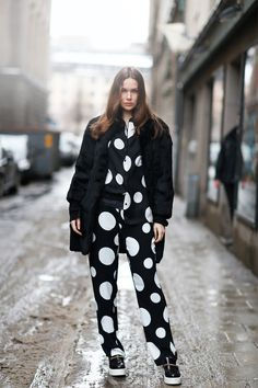 Carolines Mode in H & M pijama <3