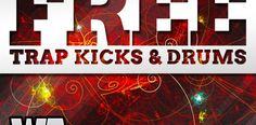 WA Production What About Free Trap Kick Drums