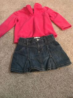 Clothing, Shoes & Accessories Girls Mixed Bottom Lot 24 Months Skirt Bloomers Leggings Shorts Jumping Beans With The Best Service Baby & Toddler Clothing