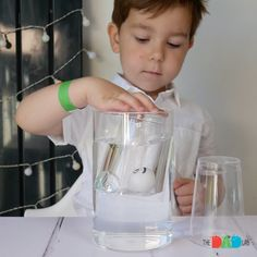 """Sink & Float """"Magic"""" with Trick Cups! Fun experiment for Science Ideas, Some Ideas, Social Studies, Mathematics, Experiment, Philosophy, Kindergarten, Sink, Cups"""