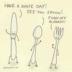 Have A Knife Day lol