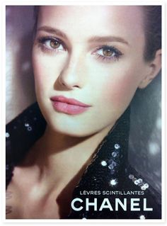 Chanel Spring Summer 2013 Revelation de Chanel Collection/ Levres Scintillantes – Info & Photos – Beauty Trends and Latest Makeup Collections Chanel Lip, Chanel Beauty, Coco Chanel, Chanel Makeup Looks, Pretty Makeup, Gisele Bundchen, Eyebrow Makeup, Hair Makeup, Gisele Hair