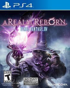 Final Fantasy XIV: A REALM REBORN - PlayStation 4 by Square Enix,