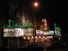 Lincoln Theatre, Cheyenne, WY
