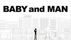 BABY and MAN (JPN) 日本語字幕付き
