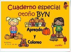 """Cuaderno de Otoño"" (Multidisciplinar de Educación Infantil) Disney Characters, Fictional Characters, Comics, Halloween, Videos, Google, Activities, Autumn, Medicine"