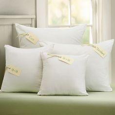 Eco Duvet + Pillow Inserts | PBteen