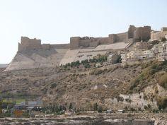 #al_karak #castle #jordania #Jordan # Shobak #Sawbak #Baldwin #tourism #vacation #photos ##instravel #zamek #al_karak