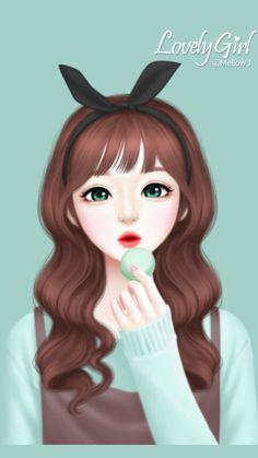 Enakei y anime art girl, manga girl, pretty anime girl, anime girls, Pretty Anime Girl, Beautiful Anime Girl, Anime Art Girl, Manga Girl, Anime Girls, Cartoon Girl Images, Cute Cartoon Girl, Cartoon Art, Lovely Girl Image