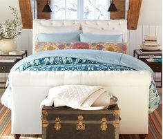 Shop Savannah Ikat Print Duvet Cover & Sham
