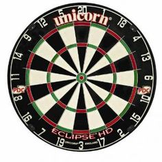 Check out the Unicorn D79437 Eclipse HD Bristle Dartboard priced at $89.10 at Homeclick.com.