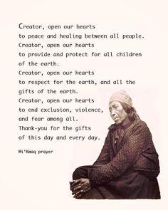of thanks Native American Thanksgiving Prayer Native American Prayers, Native American Spirituality, Native American Cherokee, Native American Wisdom, American Indians, American Symbols, Native American History, Cherokee Rose, Wisdom Quotes
