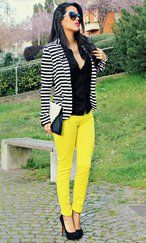 Simple Blazer Outfit