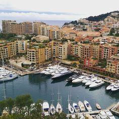 #Fontvieille Port de Fontvielle #monaco #france #principality #port #wanderlust #bucketlist by semtolentino1 from #Montecarlo #Monaco