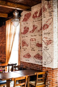 Our rustic, historic interior is highlighted by modern design and technology - we're taking The Public House to the next level with the Stubborn Goat