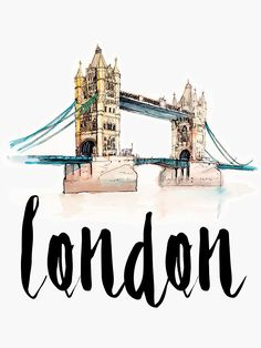 Read about my travel journey to London and everything that happened there! I spend a whole week in London, which was totally amazing! I loved the city and meandering around its streets. Voyage Sketchbook, London Drawing, London Sketch, London Poster, London Art, Travel Illustration, London Illustration, Creation Photo, Travel Drawing
