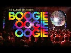 """DVD A onda disco dos anos 70 """"Boogie Oogie Oogie"""" Completo """"Oficial"""""""