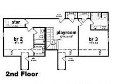 Floor Plans First Story And Floors On Pinterest