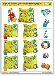 Visual Perception Activities, Cognitive Activities, Brain Activities, Montessori Activities, Preschool Worksheets, Activities For Kids, Sequencing Cards, Grande Section, Autism Classroom