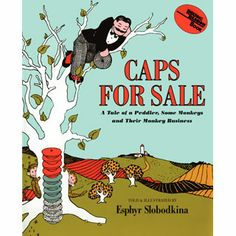 Caps For Sale by Harper Collins | eBeanstalk