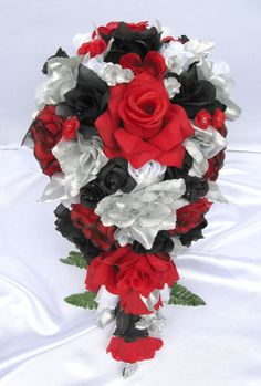 Red Black And Silver Wedding   We are committed to offer you our products in a perfect balance of top ...