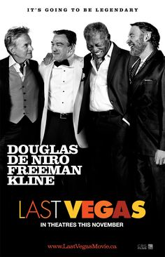 Last Vegas Movie Review on http://www.shockya.com/news