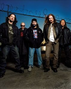 Dream Theater -- progressive metal band