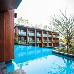 Обновленный отель в Сиамском заливе