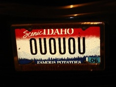 For my son..OU 2013