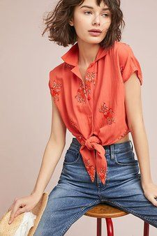 0552d5b40 Shop cute finds from Anthropologie at Keep! Gussied Up, Anthropologie  Clothing, Small Earrings
