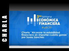 Charla Alcanzar la estabilidad financiera sin importar cuánto ganas
