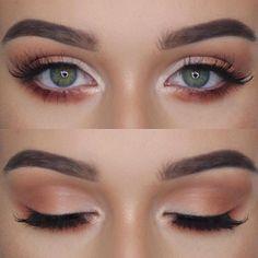 #Makeup Trendy Makeup Ideas - Smokey Eyes : Pinks