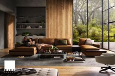 Experience the ultimate comfort of the award-winning Jasper II. Visit the King Living South Granville Showroom today to experience iconic Australian design! King Furniture, Modular Furniture, Furniture Showroom, French Furniture, New Furniture, Furniture Plans, Table Furniture, Furniture Design, Steel Furniture