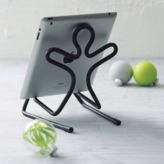 silicone stand for ipad by boing stands | notonthehighstreet.com