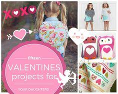 15 Sewn Valentine