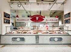 Eataly Deli interior design