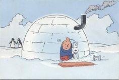 Tintin // oooooh-kay then.