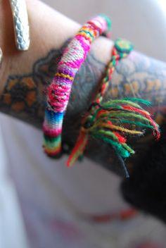 Manta Inca Peruvian Bracelet