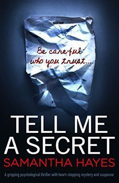 Tell Me A Secret: A gripping psychological thriller with ... https://www.amazon.co.uk/dp/B07C547GCB/ref=cm_sw_r_pi_dp_U_x_ReM0Ab736ZRTZ
