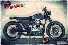 kawasaki#w650#classic motorcycles#cafe racer#scrambler#hand made custom#old school