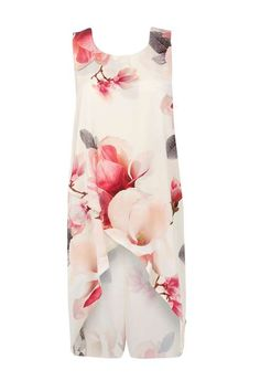 Designer Clothes, Shoes & Bags for Women Cream Tops, Watercolor Print, Pink Tops, Soft Fabrics, Floral Prints, Model, How To Wear, Clothes, Shopping