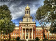 Such a beautiful picture of Baylor's Pat Neff Hall.