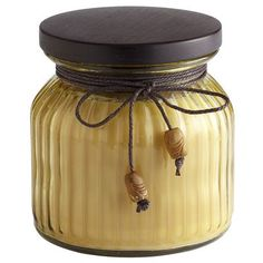 Vanilla Creme Heritage Filled Candle...My favorite candle!