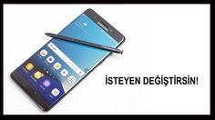 İsteyen Samsung Galaxy Note7 Değişim Programı ile Tüm Galaxy Note7 Cihazlarını Yenileyecek