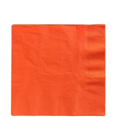Orange Lunch Napkins 50ct since they almost never use their cloth napkins and just wipe their hands on their clothes.  These can also be used for Thanksgiving