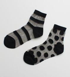 Dot & Stripes socks