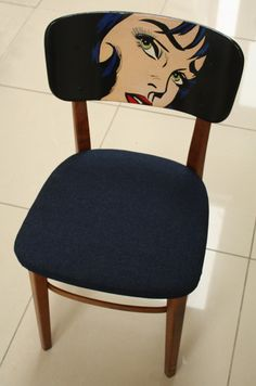 Love this chair and it's just €95. Wow !