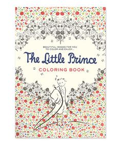The Little Prince Coloring Book