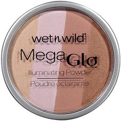 Wet n Wild Mega Glo Illuminating Powder in Catwalk Pink. I love this stuff!!!
